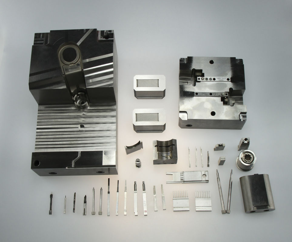 Thread Insert Ejector Sleeve Plastic Mold Components Injection Molding Tooling