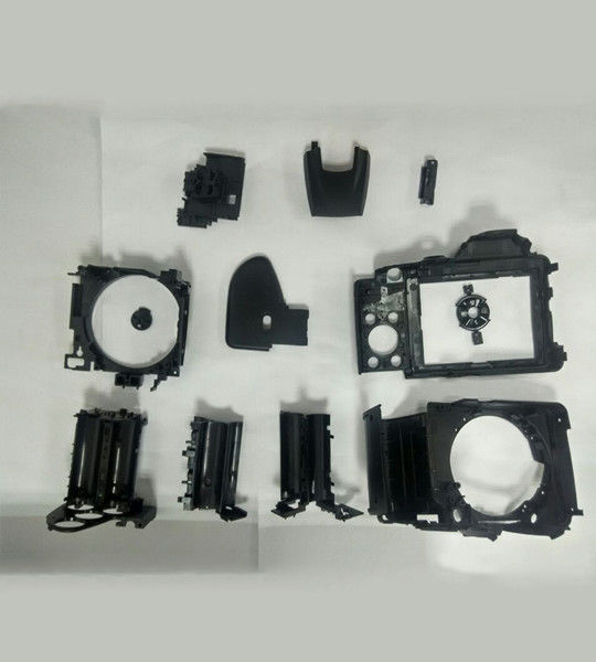 High precision injection molded  parts/customized, accept MOQ production