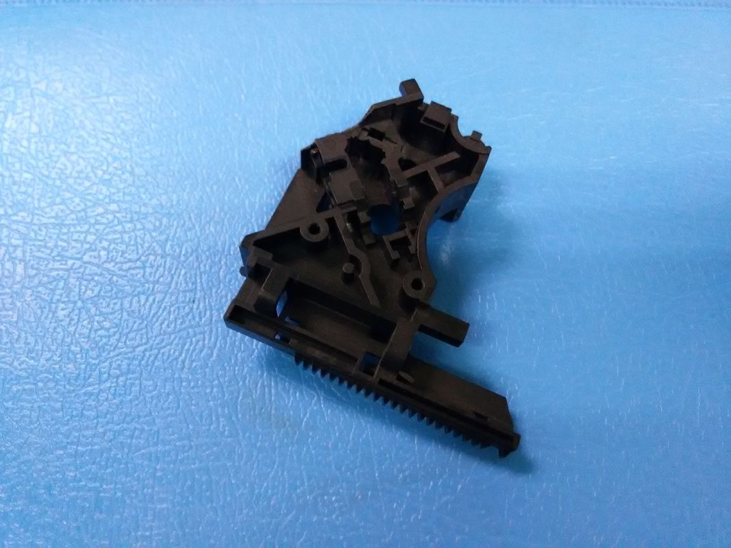 Auto Interior Parts , Automotive Injection Mold For PA6 GF25 ,  Material HASCO Standard