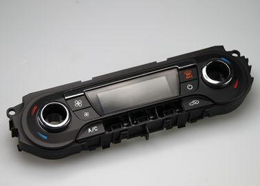 Panel de control central automotriz del molde electrónico en PC/ABS con 2 cavidades