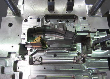 El moldeo a presión plástico moldea el prototipo con la parte en la placa del AB ninguna cavidad y base individuales