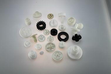 Corredor frío o moldeo por inyección plástico caliente de la caja de engranajes del corredor con el material de POM