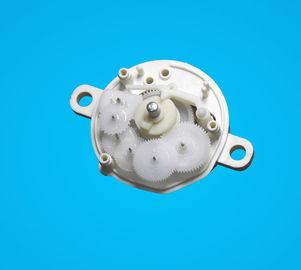 El moldeo por inyección plástico con el material PA66, las piezas es motor del engranaje