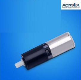 El ODM automotriz del OEM del moldeo por inyección parte el negro del motor del engranaje, blanco