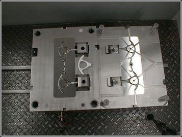 Esquile el moldeo por inyección plástico de la manija, fabricación de contrato material de los PP